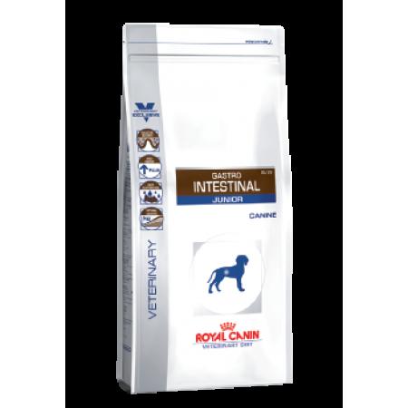 Royal Canin GASTRO INTESTINAL JUNIOR ветеринарная диета для щенков до 1 года при нарушениях пищеварения