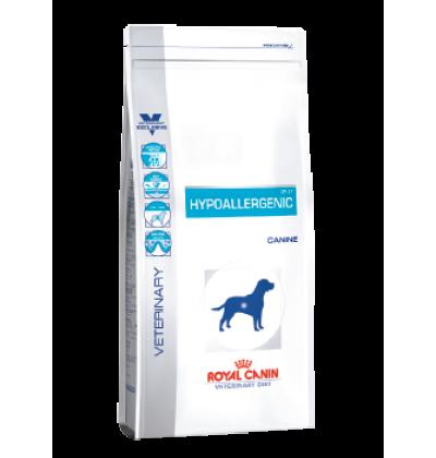 Royal Canin HYPOALLERGENIC диета для собак с пищевой аллергией или непереносимостью