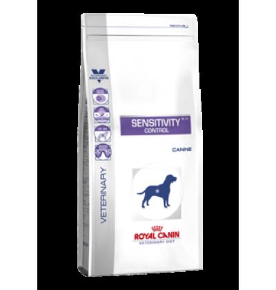 Royal Canin SENSITIVITY CONTROL диета для собак при аллергии или пищевой непереносимости