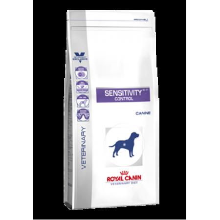 Royal Canin SENSITIVITY CONTROL ветеринарная диета для собак при аллергии или пищевой непереносимости