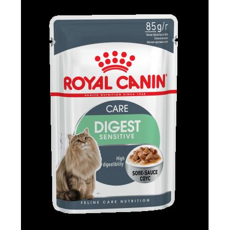Royal Canin DIGEST SENSITIVE влажный корм для взрослых кошек всех пород с чувствительным пищеварением