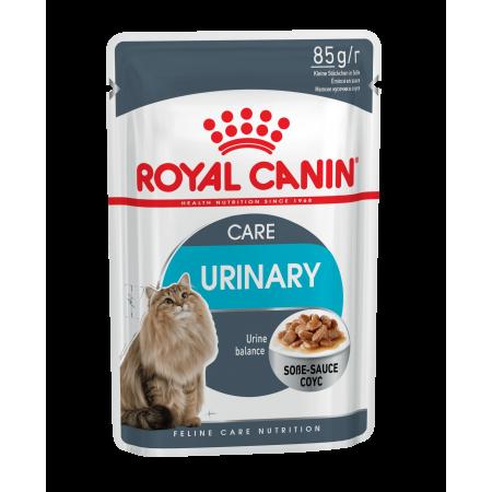 Royal Canin URINARY CARE влажный корм для взрослых кошек всех пород, в целях профилактики мочекаменной болезни
