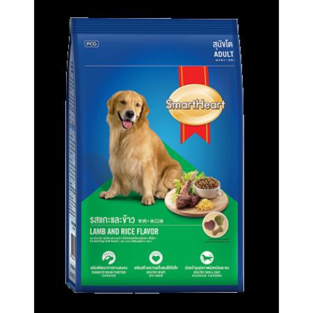 SmartHeart Lamb and Rice Flavor сухой корм премиум класса для собак всех пород и размеров со вкусом ягненка и риса